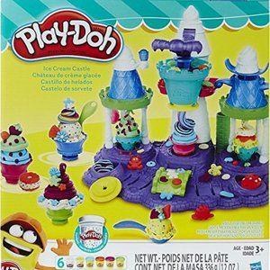 Play-Doh Ice Cream Castle Modeling Compound Hasbro